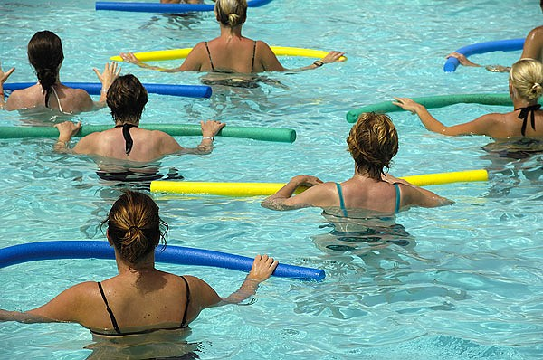 Aqua Fitness 2