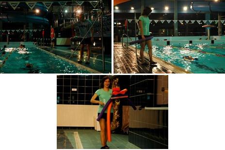 nauka pływania-mini